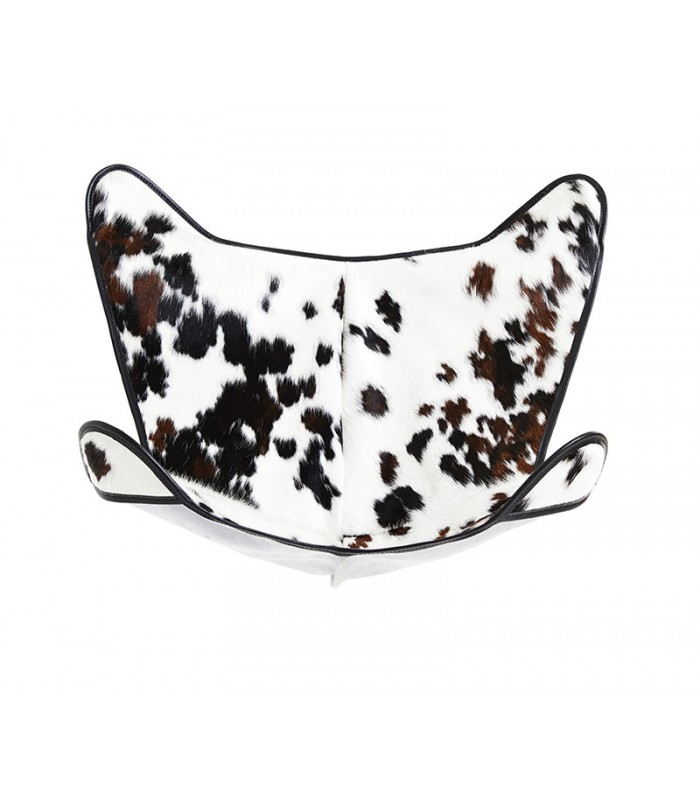 BKF CHAIR COVER IN NORMANDE COWHIDE