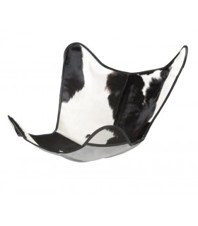 BKF CHAIR COVER IN COWHIDE