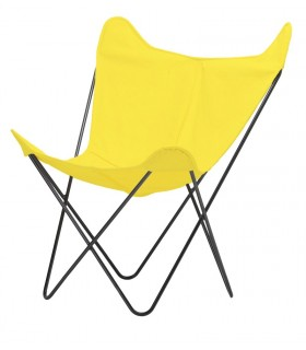 BKF CHAIR IN YELLOW