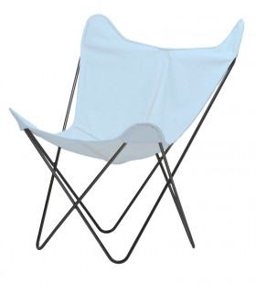 BKF CHAIR IN LIGHT BLUE
