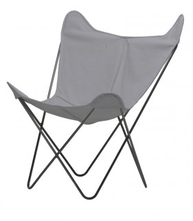 BKF CHAIR IN GRAY