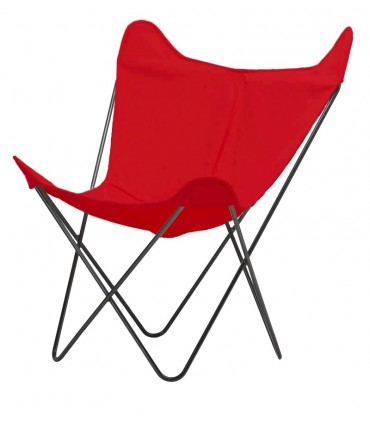 BKF CHAIR IN RED